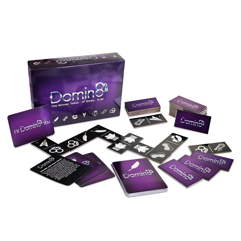 Lets play Domin8 Game